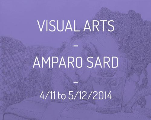 Amparo Sard at Maddox Arts